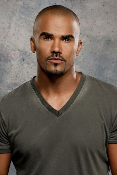 "Derek Morgan, ""Criminal Minds"" (CBS)"