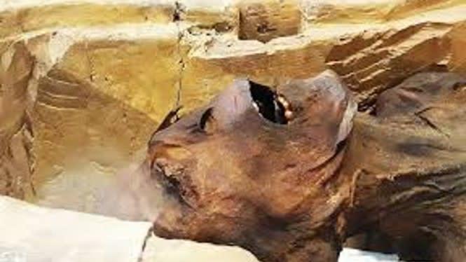Menguak Misteri Mumi Menjerit di Mesir