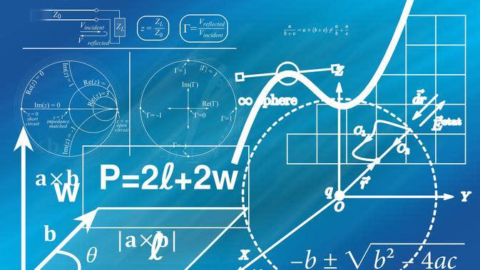 ilustrasi matematika rumit (sumber: Pixabay)