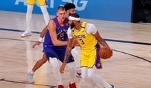 NBA西區決賽G1 湖人痛宰金塊