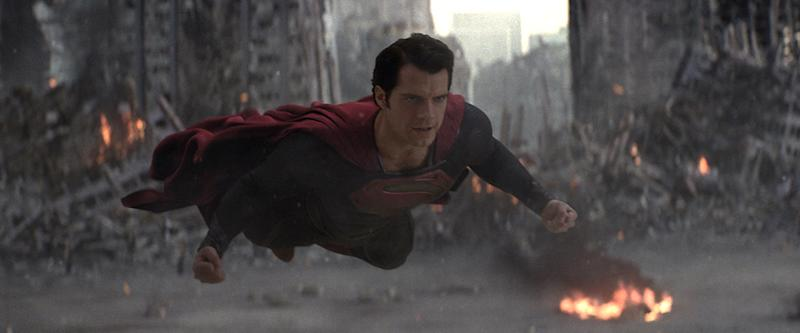 'Man of Steel' Presents a High-Flying But 'Grounded' Superman