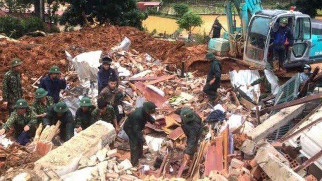 14 Tentara Rakyat Tewas di Quang Tri, 8 Lainnya Hilang
