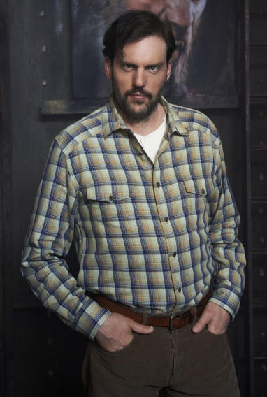Monroe (Silas Weir Mitchell) on Grimm