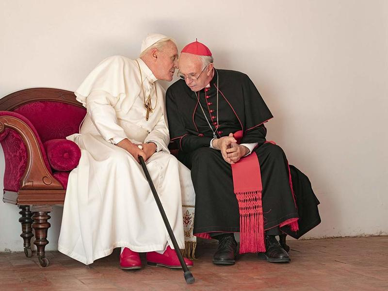 《教宗的承繼》