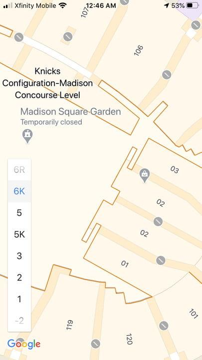 how to use google maps penn7