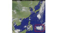 12號颱風白海豚恐生成?氣象局:環境不錯但壽命短