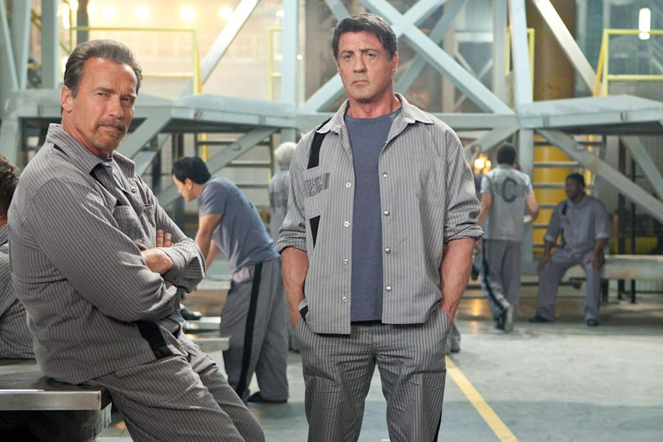Escape Plan Still