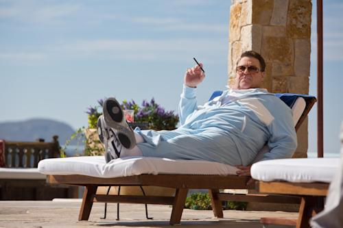 """This film publicity image released by Warner Bros. Pictures shows John Goodman as Marshall in """"The Hangover Part III."""" (AP Photo/Warner Bros. Pictures, Melinda Sue Gordon)"""