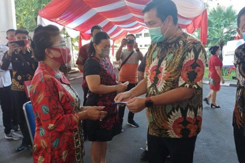 Sebanyak 10.230 pelaku usaha mikro di Sulut terima Banpres
