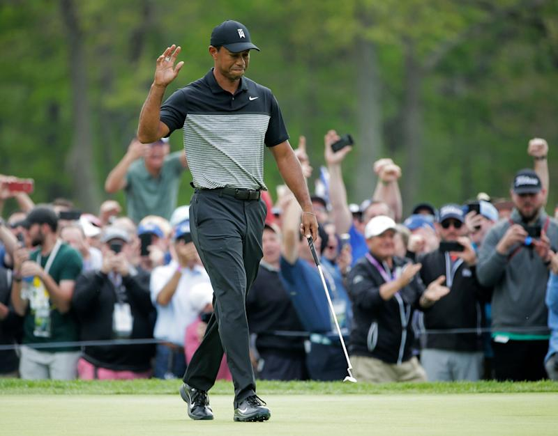 golf  tiger woods to play in the memorial tournament