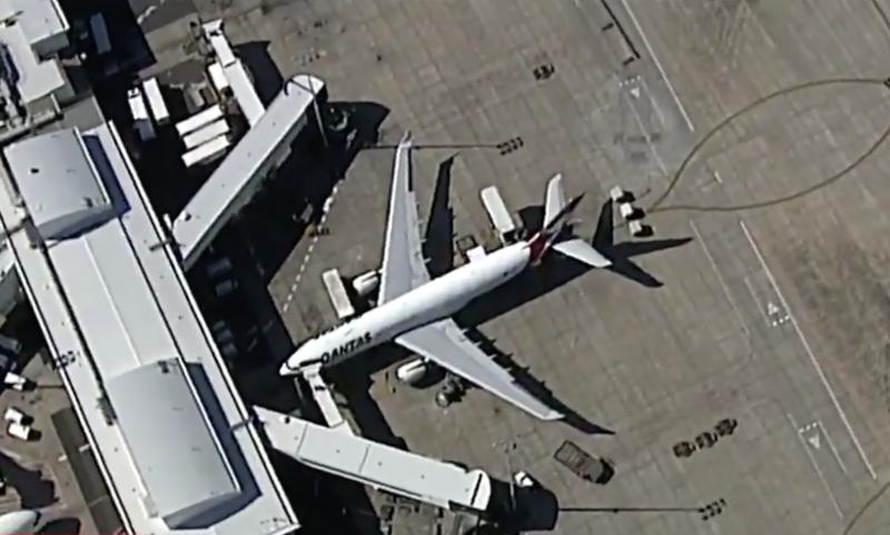 Qantas cabin crew injured during sudden turbulence on global flight