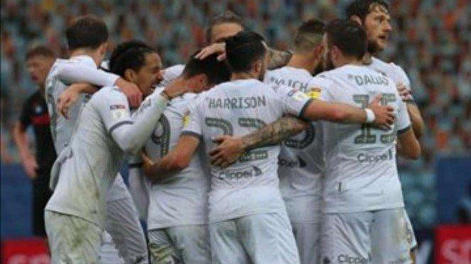 Para pemain Leeds United.
