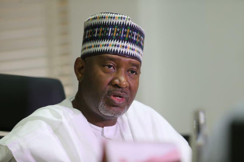 Nigeria impounds British plane for breaking coronavirus flight ban rules: aviation minister