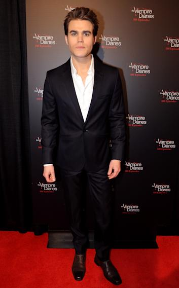 The Vampire Diaries 100th Episode Celebration - Arrivals