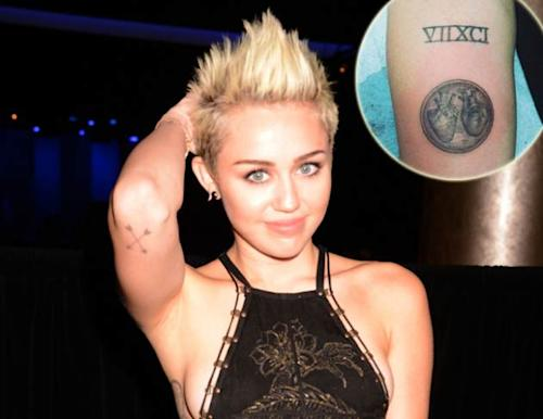 Miley Cyrus -- Getty Images