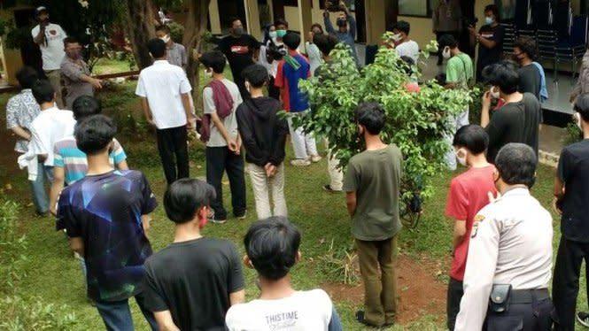 Pengakuan Kocak Pelajar Diciduk Mau Demo ke Jakarta: Saya Tahunya Law