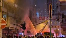 李嘉誠基金會撥款300萬港元 援助油麻地大火死傷家屬