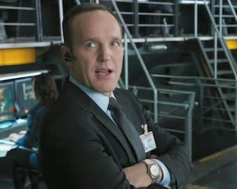 Joss Whedon Explains Why Agent Coulson Lives on in 'S.H.I.E.L.D.'