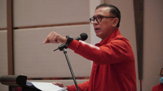 Ketua Umum PSSI Mochamad Iriawan. (Dok PSSI)