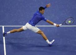 Djokovic melaju, langkah Pliskova terhenti di AS Terbuka