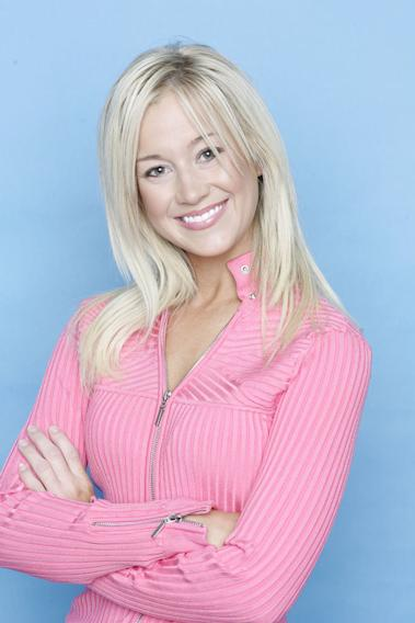 "Kellie Pickler from Albemarle, NC, is one of the contestants on Season 5 of ""American Idol."""