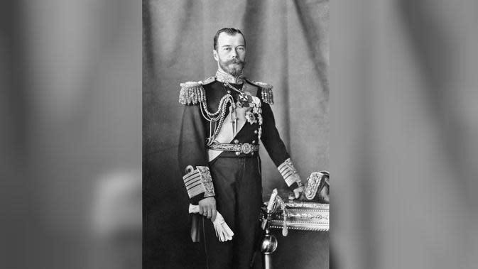 Kaisar Rusia Nicholas II memerintah pada November 1894 - Maret 1917 (Wikipedia/Public Domain)