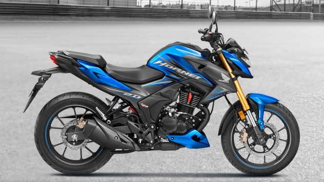 Motor Baru Honda 200cc Resmi Mengaspal, Harga Setara Vario
