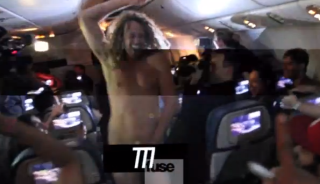 Journalist Who Streaked On Rihanna's 777 Tour Jet Explains Actions