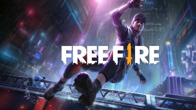 Free Fire (Istimewa)