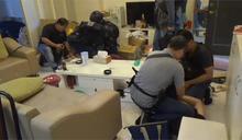 快新聞/台南警方攻堅4處詐騙機房 逮25歲主嫌