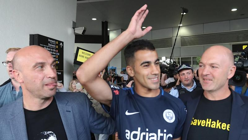 It is unclear whether Bahrain is now asking Australia to extradite refugee Hakeem al-Araibi