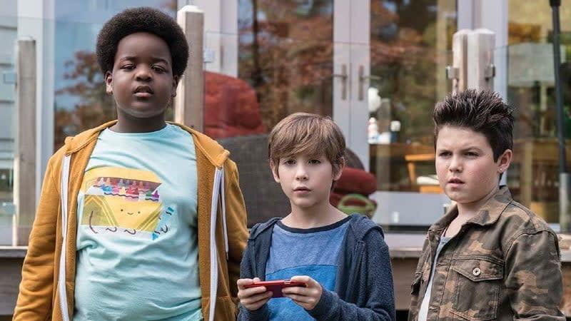 Good Boys on HBO