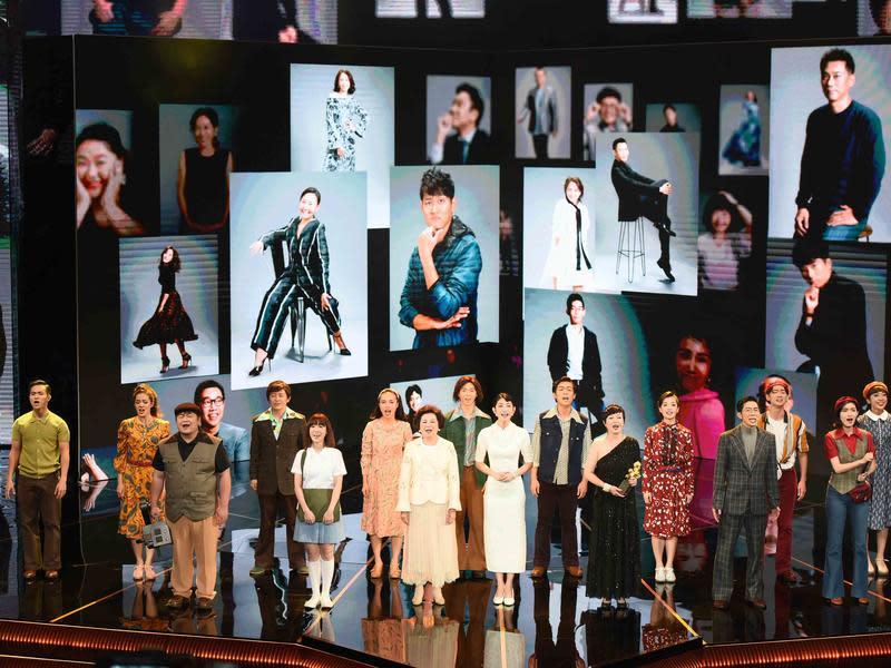 台版百老匯!金馬開場歌舞劇 唱將輪番上場