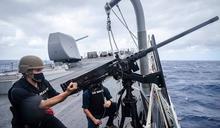 美驅逐艦進西沙還秀照片 解放軍氣:赤裸裸的航行霸權!