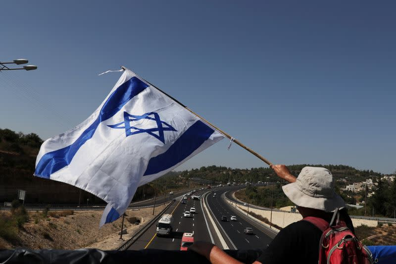Israel limits protests in new coronavirus lockdown law