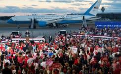 Biden menuduh Trump 'beracun' mengipasi kerusuhan AS