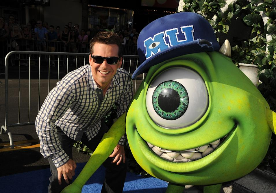 "Premiere Of Disney Pixar's ""Monsters University"" - Red Carpet"