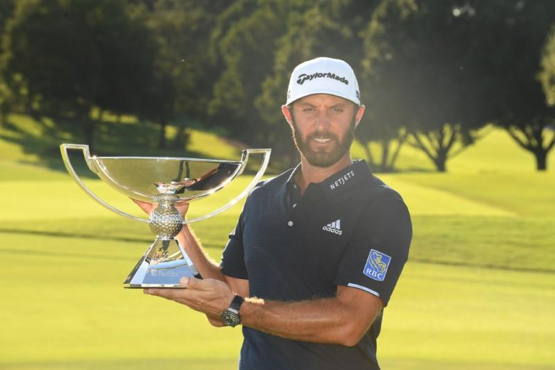 Johnson claims FedExCup title and $15 million payday