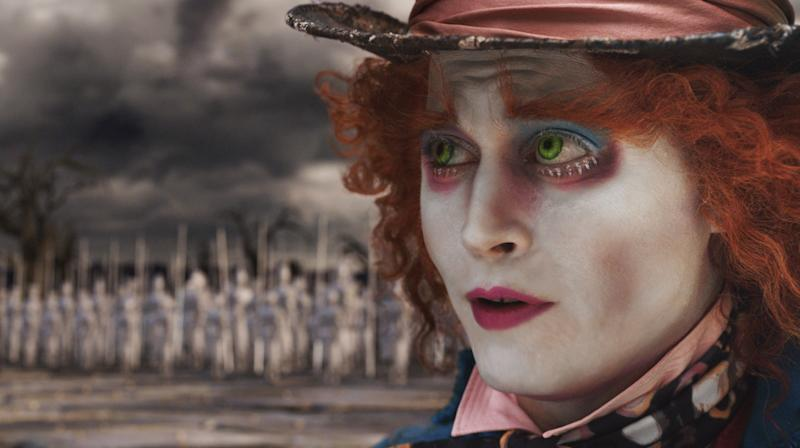 Johnny Depp Returns to the Rabbit Hole With 'Alice in Wonderland 2′