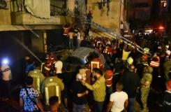 Empat tewas dalam ledakan tangki bahan bakar di Lebanon
