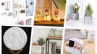 5個佈置點子~文青風書桌就在你家