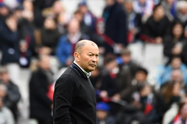Jones' England trailed 17-0 at half-time