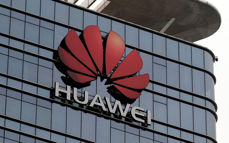 Huawei has a large sprawling office complex in Dongguan - REUTERS/Tyrone Siu