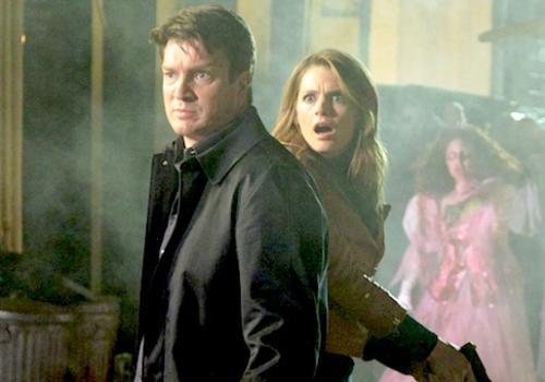 Castle Boss: Yes, a Zombie Attack Just Might Bring Rick and Kate Together