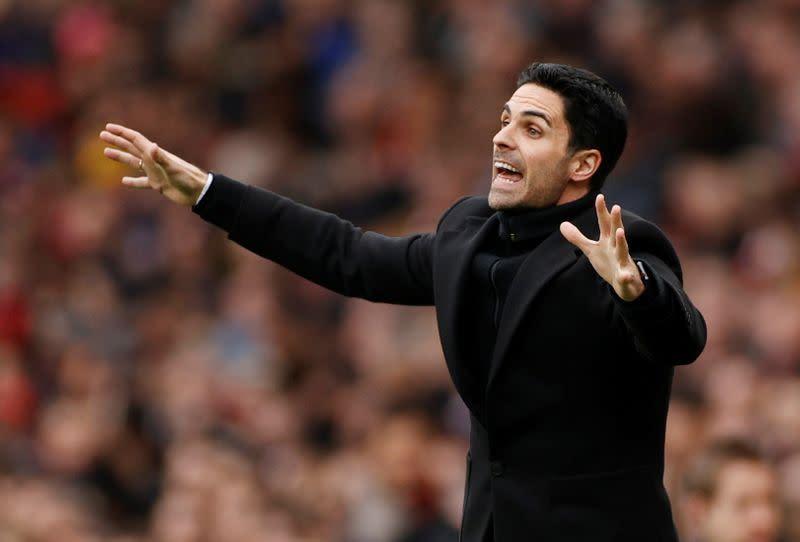 Arteta hopeful Arsenal's Torreira can play again this season