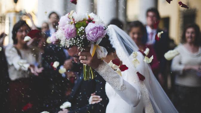 Ilustrasi menikah (dok. Pixabay.com/Putu Elmira)