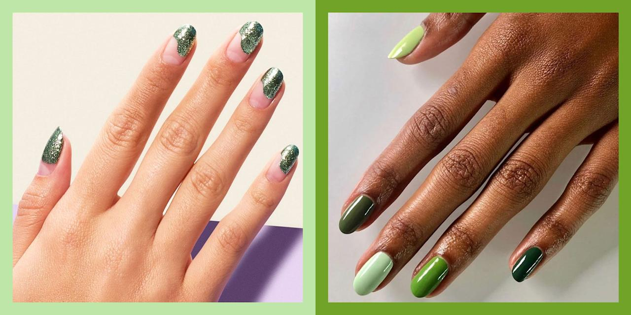 "<p>Fact: I'm high-key obsessed with nail art. Like, when my <a href=""https://www.cosmopolitan.com/style-beauty/beauty/how-to/a5101/things-about-painting-your-nails-you-might-not-know/"" target=""_blank"">nails</a> are done, I feel like I have my life together, you feel? Literally, I'm always looking for an excuse to switch up my mani, and you know what the perfect one is? A holiday. And with Saint Patrick's Day coming up, I'm already on the hunt for just the right nail idea that will look amazing when I hit the bars with my friends. Because I know I'm not the only one prepping for March 17, <strong>I combed through Insta to find the coolest Saint Patrick's Day nail ideas</strong>.<strong> </strong>Trust—none of these are lame or cheesy. From <a href=""https://www.cosmopolitan.com/style-beauty/beauty/news/a55219/the-french-tip-spring-nail-trend-that-isnt-basic/"" target=""_blank"">French manicures</a> to sequin nails, here are 20 Saint Patrick's Day nail ideas you're going to absolutely love.<br></p>"