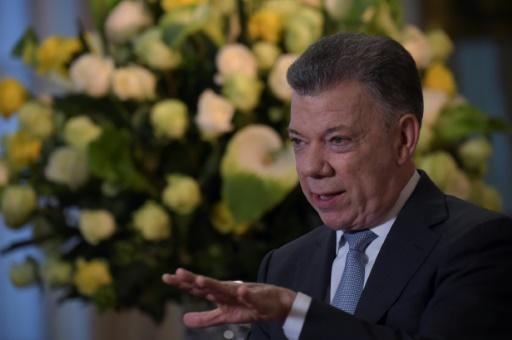Outgoing Colombian President Juan Manuel Santos has categorically rejected the accusation that he was behind the drone attack against Maduro