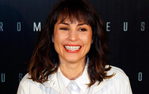 Noomi Rapace considered breast implants for role
