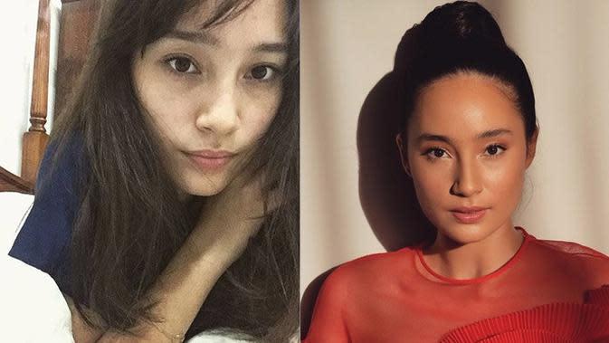 Beda Penampilan 6 Aktris Tanah Air Saat Bangun Tidur, Cantik Natural (sumber: Instagram.com/tatjanasaphira)
